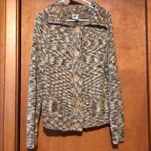 Chico's button up sweater/cardigan